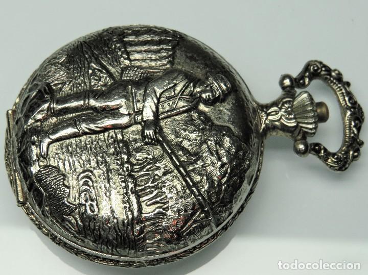 Relojes de bolsillo: CRISTY DE BOLSILLO MECANICO DE CUERDA MANUAL - Foto 3 - 114835567