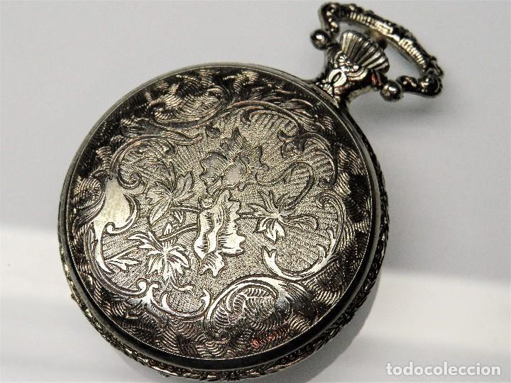 Relojes de bolsillo: CRISTY DE BOLSILLO MECANICO DE CUERDA MANUAL - Foto 4 - 114835567