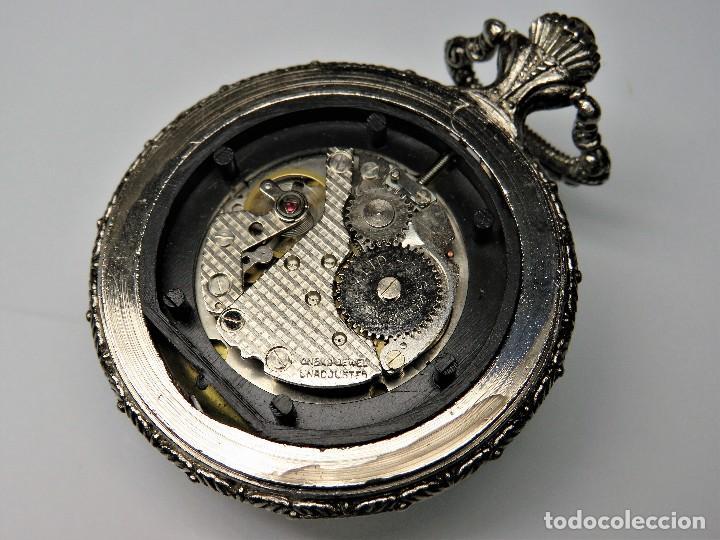 Relojes de bolsillo: CRISTY DE BOLSILLO MECANICO DE CUERDA MANUAL - Foto 10 - 114835567
