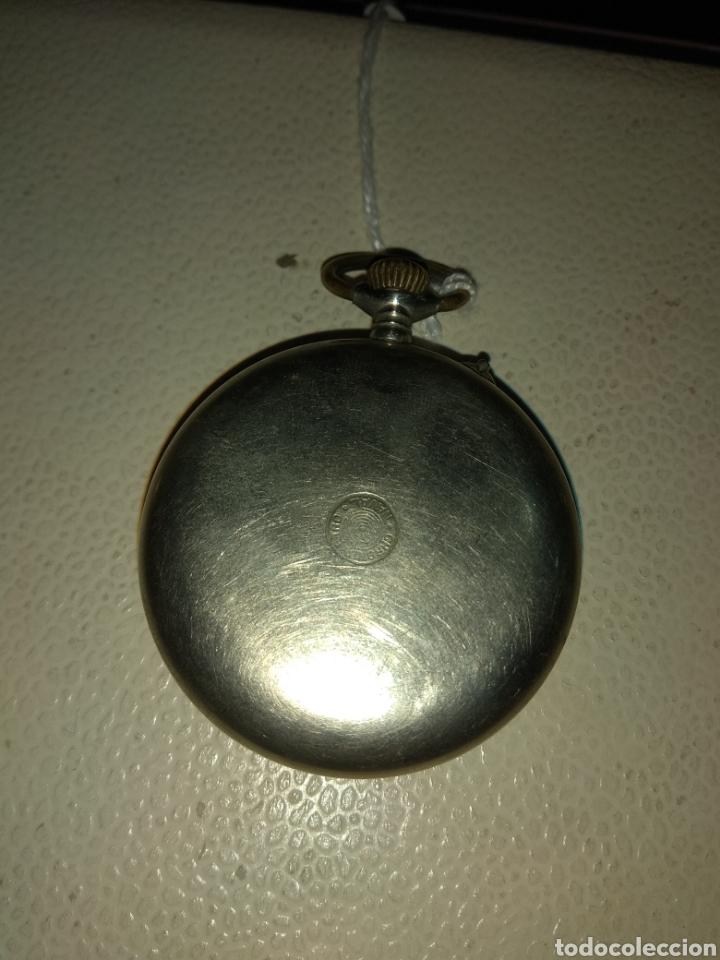 Relojes de bolsillo: Reloj Bolsillo Chronometre Naval - Reloj de Precisión - Foto 4 - 115112874