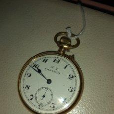 Relojes de bolsillo: RELOJ BOLSILLO HORA EXACTA. Lote 115114304