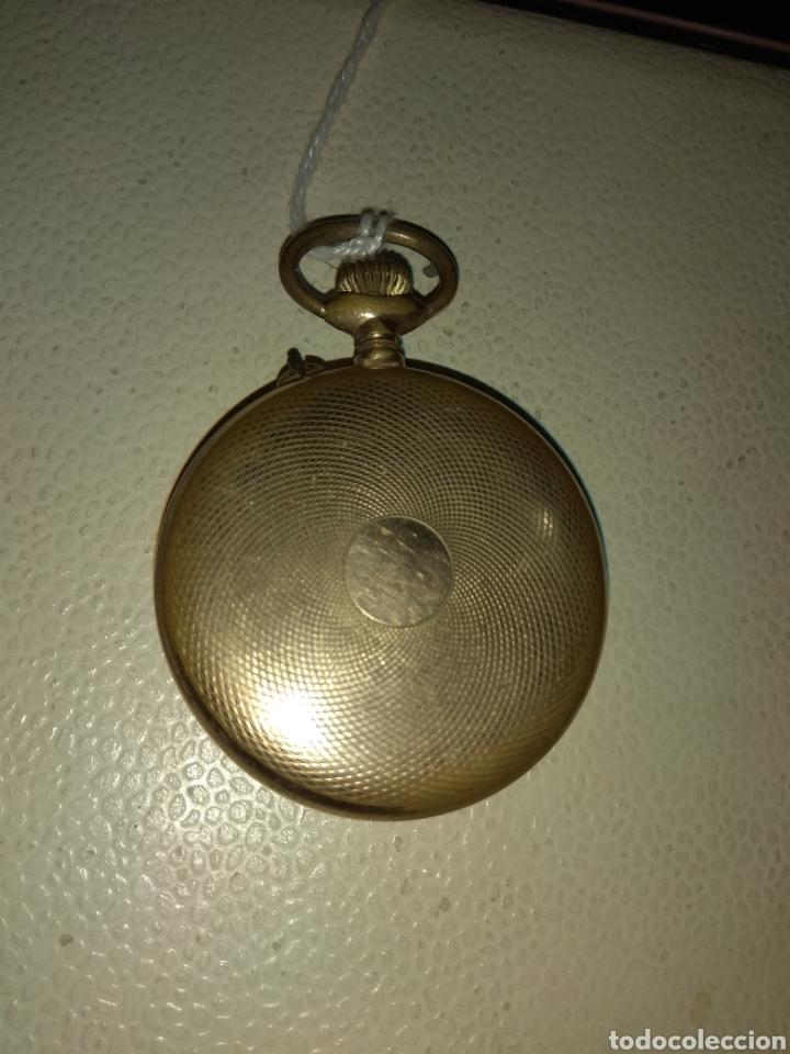 Relojes de bolsillo: Reloj Bolsillo Hora Exacta - Foto 4 - 115114304
