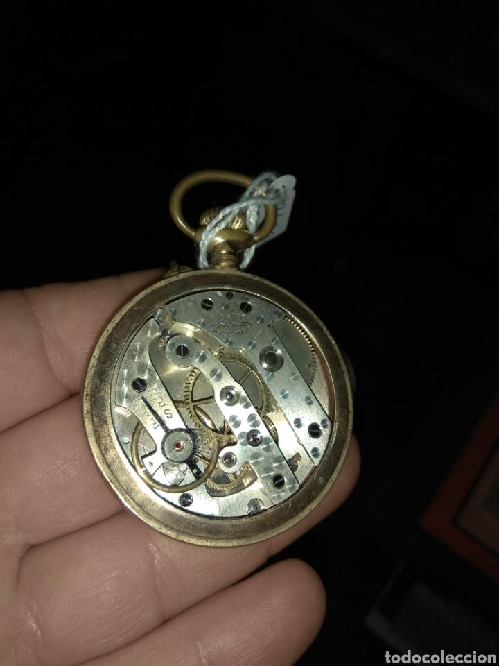 Relojes de bolsillo: Reloj Bolsillo Hora Exacta - Foto 5 - 115114304