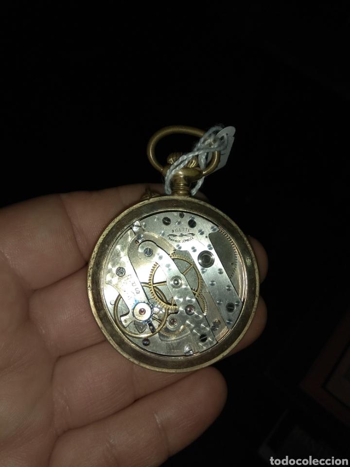 Relojes de bolsillo: Reloj Bolsillo Hora Exacta - Foto 6 - 115114304