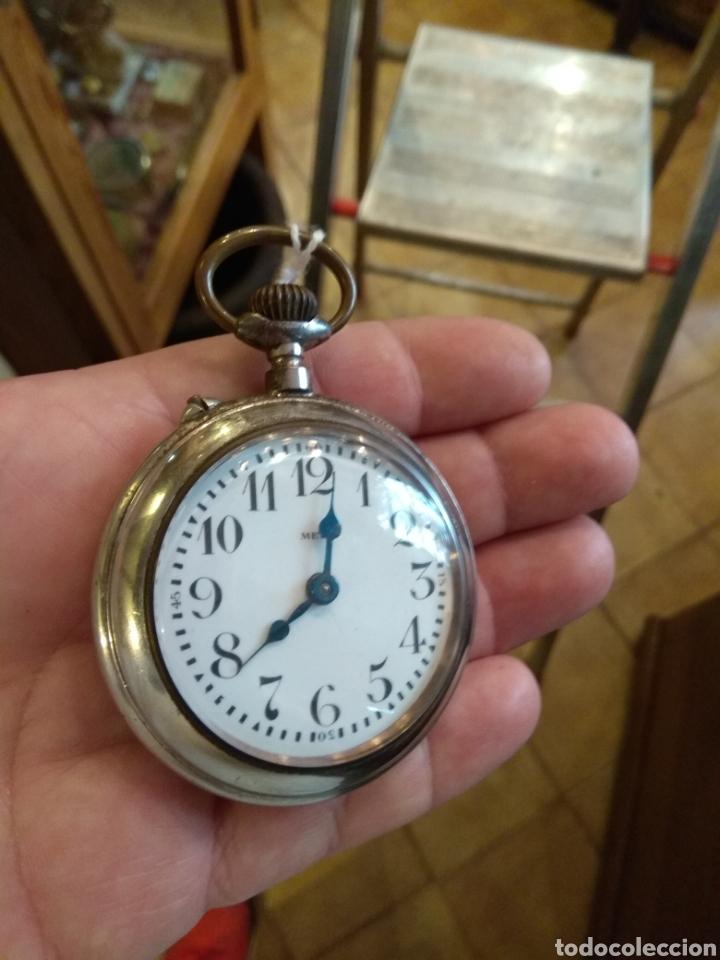RELOJ DE BOLSILLO META (Relojes - Bolsillo Carga Manual)