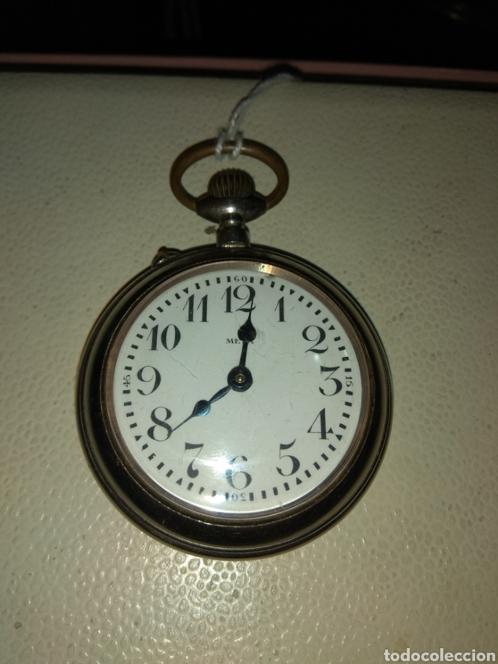 Relojes de bolsillo: Reloj de Bolsillo Meta - Foto 2 - 115119099