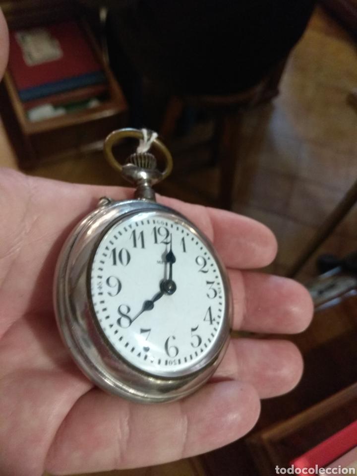 Relojes de bolsillo: Reloj de Bolsillo Meta - Foto 3 - 115119099