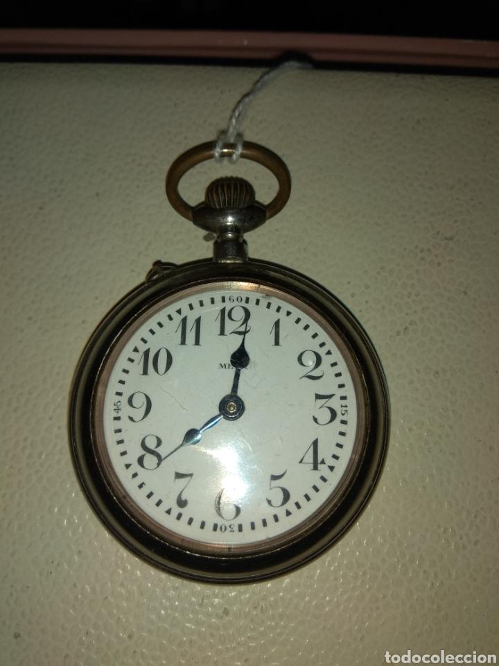 Relojes de bolsillo: Reloj de Bolsillo Meta - Foto 4 - 115119099