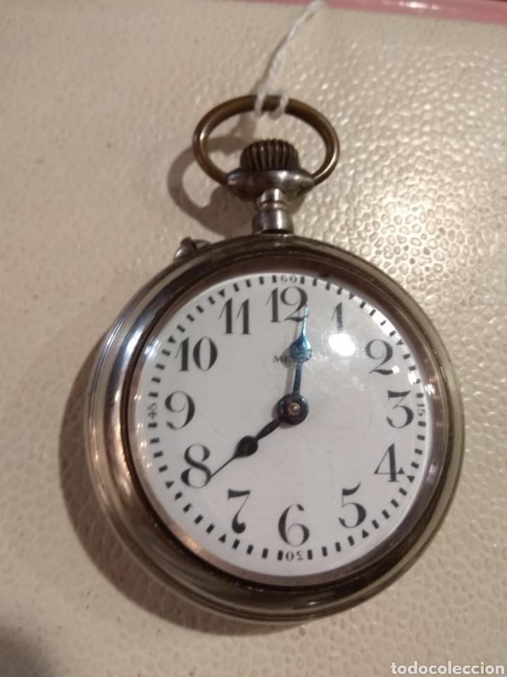 Relojes de bolsillo: Reloj de Bolsillo Meta - Foto 5 - 115119099