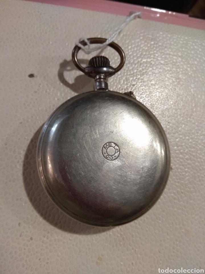Relojes de bolsillo: Reloj de Bolsillo Meta - Foto 6 - 115119099