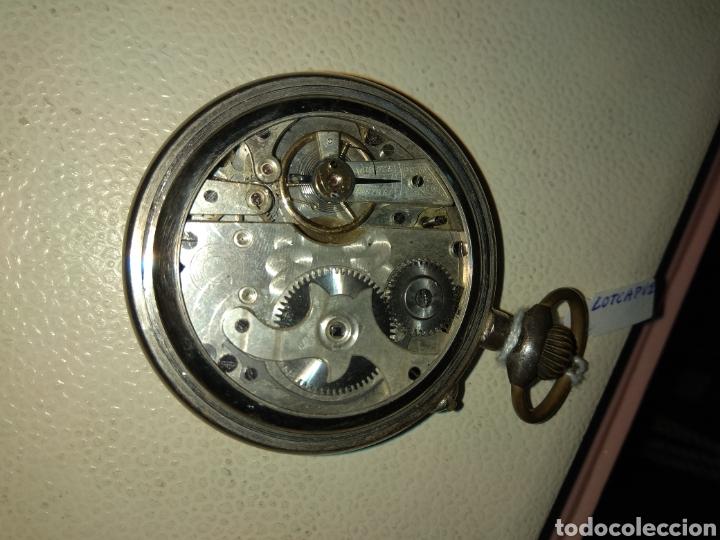 Relojes de bolsillo: Reloj de Bolsillo Meta - Foto 7 - 115119099