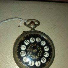 Relojes de bolsillo: RELOJ BOLSILLO REGULADOR PATENT. Lote 115119943