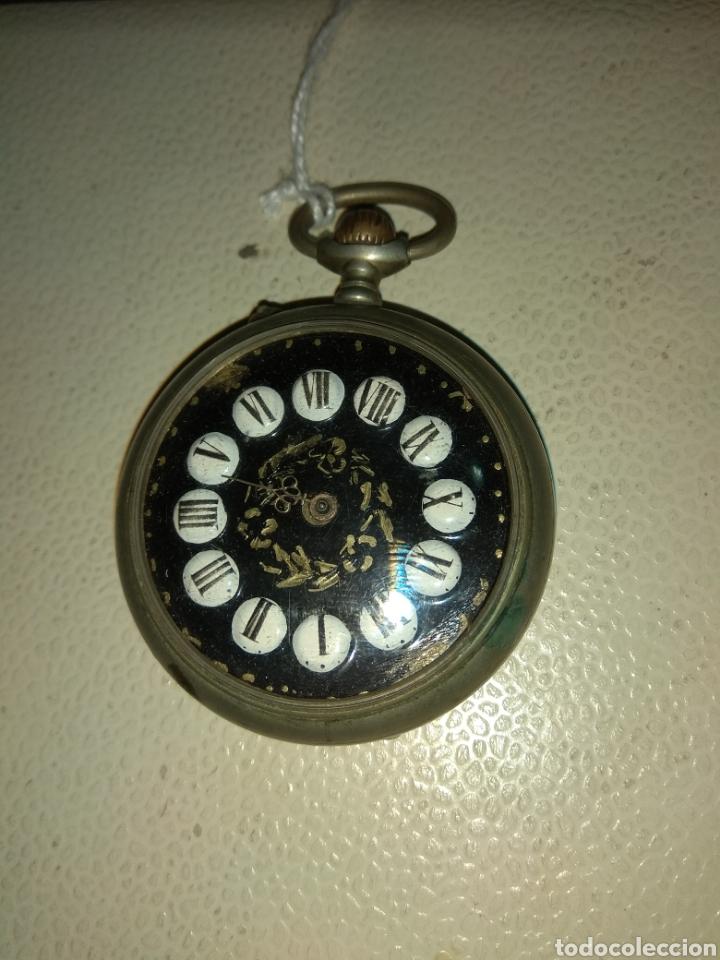 Relojes de bolsillo: Reloj Bolsillo Regulador Patent - Foto 2 - 115119943