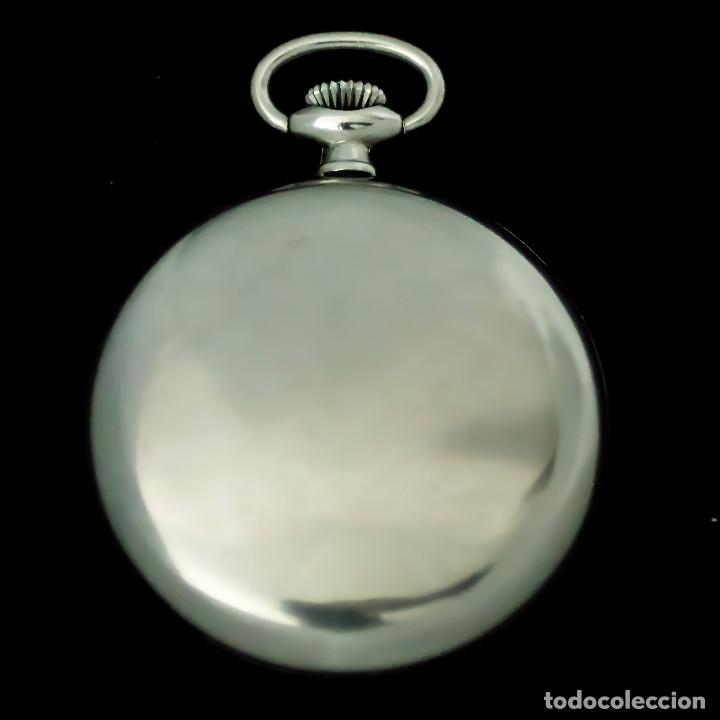Relojes de bolsillo: ELEGANTE RELOJ DE BOLSILLO, SUIZO, DE LA MARCA OMEGA, DE CUERDA MANUAL Y FUNCIONANDO - Foto 5 - 115278855