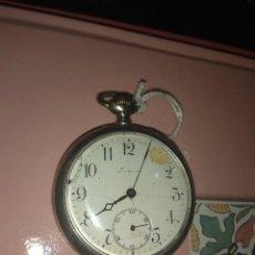 Relojes de bolsillo: ANTIGUO RELOJ DE BOLSILLO LONGINES 6 GRANDS PRIX - NO FUNCIONA -. Lote 115733819