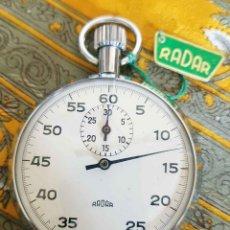 Relojes de bolsillo: CRONÓMETRO RADAR 57 MM, AÑOS 70 NOS - NUEVO. Lote 116099063