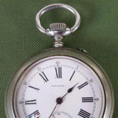 Relojes de bolsillo: RELOJ DE BOLSILLO LONGINES. SEMICATALINO. GOLD MEDAL PARIS. 1878. . Lote 116449283