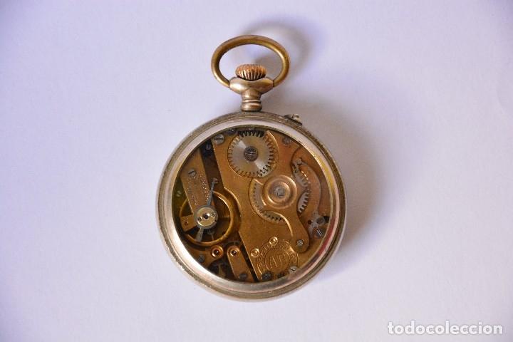 Relojes de bolsillo: Regulador Patent AB. Reloj de bolsillo - Foto 9 - 116483695
