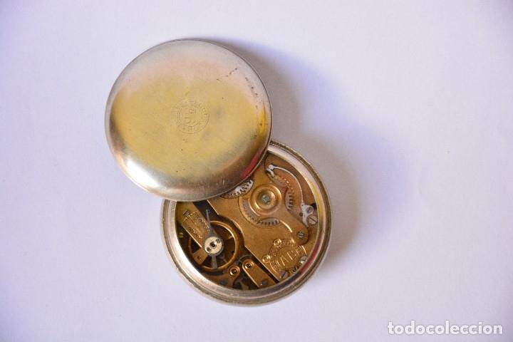 Relojes de bolsillo: Regulador Patent AB. Reloj de bolsillo - Foto 11 - 116483695