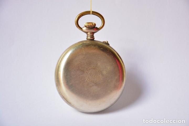 Relojes de bolsillo: Regulador Patent AB. Reloj de bolsillo - Foto 2 - 116483695