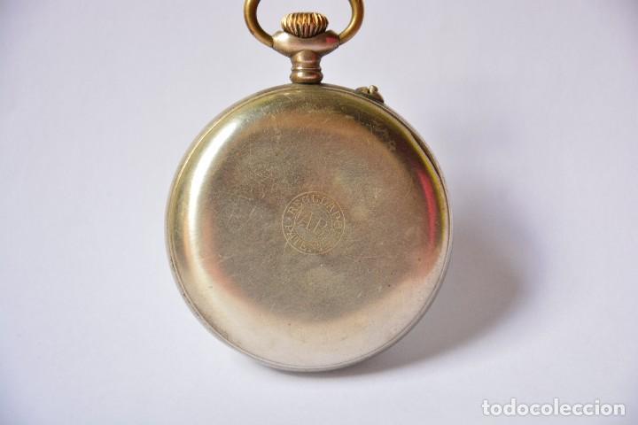 Relojes de bolsillo: Regulador Patent AB. Reloj de bolsillo - Foto 5 - 116483695