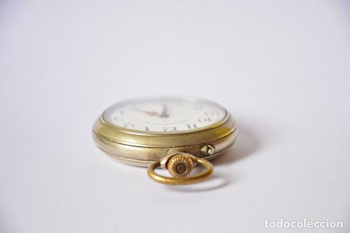 Relojes de bolsillo: Regulador Patent AB. Reloj de bolsillo - Foto 7 - 116483695