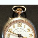 Relojes de bolsillo: RELOJ DE BOLSILLO CARGA MANUAL SUIZO MARCA DOGG SISTEMA ROSKOPF FUNCIONANDO SWISS MADE. Lote 108353299