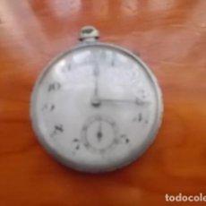 Relojes de bolsillo: ANTIGUO RELOJ DE BOLSILLO CRONOMETRO / FUNCIONANDO. Lote 117113507