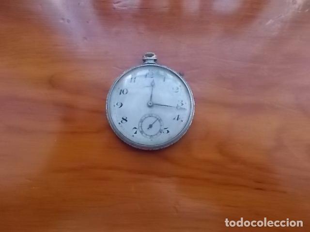 Relojes de bolsillo: ANTIGUO RELOJ DE BOLSILLO CRONOMETRO / FUNCIONANDO - Foto 2 - 117113507