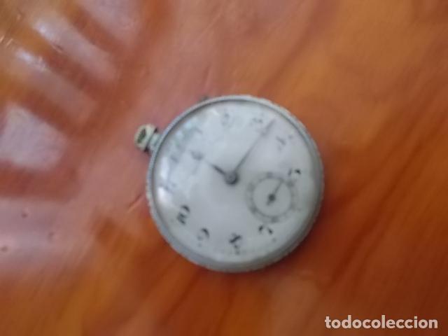Relojes de bolsillo: ANTIGUO RELOJ DE BOLSILLO CRONOMETRO / FUNCIONANDO - Foto 3 - 117113507