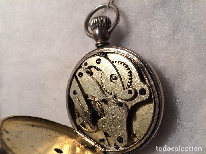 Relojes de bolsillo: Reloj de bolsillo ¿Roskopf pre-proletario? - Foto 4 - 117251087