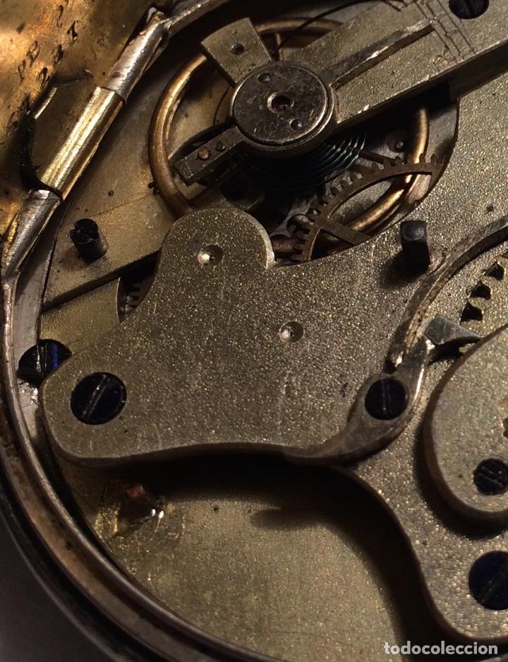 Relojes de bolsillo: Reloj de bolsillo ¿Roskopf pre-proletario? - Foto 5 - 117251087