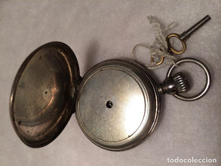 Relojes de bolsillo: Reloj de bolsillo ¿Roskopf pre-proletario? - Foto 7 - 117251087