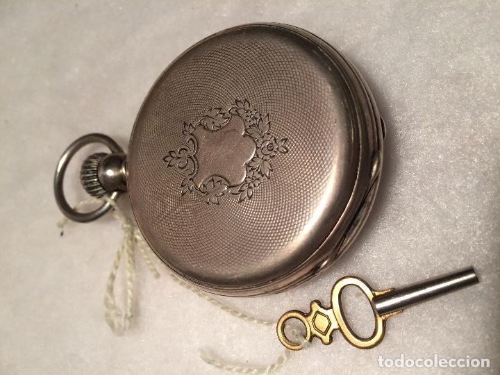 Relojes de bolsillo: Reloj de bolsillo ¿Roskopf pre-proletario? - Foto 8 - 117251087