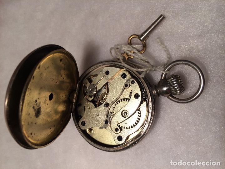 Relojes de bolsillo: Reloj de bolsillo ¿Roskopf pre-proletario? - Foto 9 - 117251087