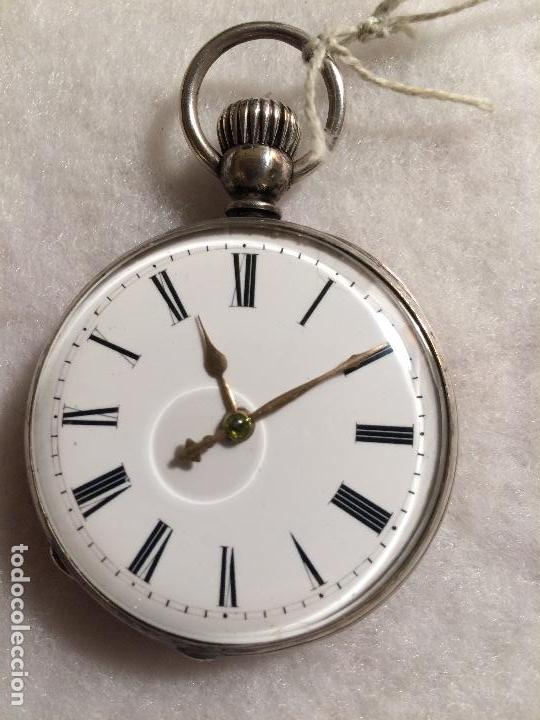 RELOJ DE BOLSILLO ¿ROSKOPF PRE-PROLETARIO? (Relojes - Bolsillo Carga Manual)