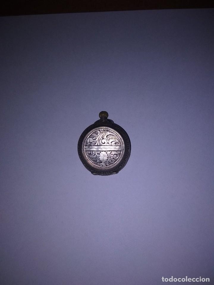 Relojes de bolsillo: Reloj de plata - Foto 2 - 117832711