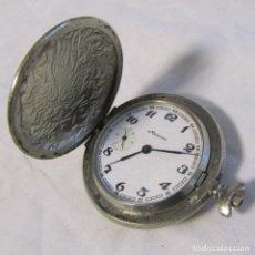 Relojes de bolsillo: RELOJ DE BOLSILLO RUSO MOLNIJA. Lote 118305007