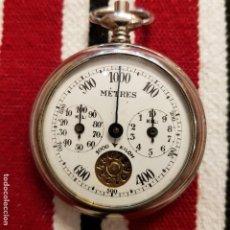 Relojes de bolsillo: PODOMETRO FRANCES. Lote 118620975
