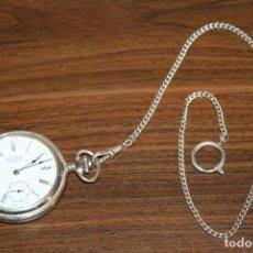 Relojes de bolsillo: RELOJ DE BOLSILLO AERO WATCH NEUCHÁTEL. Lote 118632791