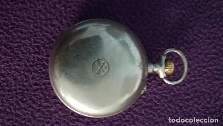 Relojes de bolsillo: RELOJ DE BOLSILLO ROSKOPF - Foto 2 - 119396207