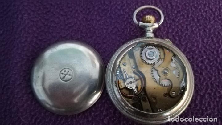 Relojes de bolsillo: RELOJ DE BOLSILLO ROSKOPF - Foto 3 - 119396207
