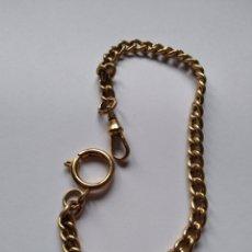 Relojes de bolsillo: CADENA DE RELOJ DE BOLSILLO. Lote 119451767