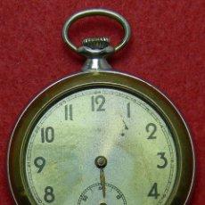 Relojes de bolsillo: RELOJ LEPINE DE CABALLERO - PESO 48 GRAMOS - DIAMETRO SIN CORONA: 50 MM - RESTAURACION Y LIMPIEZA. Lote 119507455
