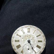 Relojes de bolsillo: RELOJ FRENCH LONDON CON NUEMERO DE SERIE.. Lote 119540436