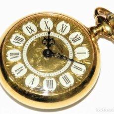 Relojes de bolsillo: FORTAINE DE DAMA DE CUERDA MANUAL AÑO 1965. Lote 119566159