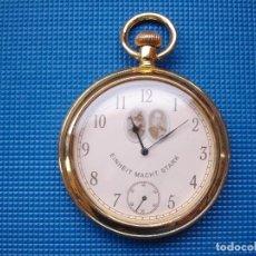 Relojes de bolsillo: RELOJ DE BOLSILLO CONMEMORATIVO ALEMAN 1 GUERRA MUNDIAL. Lote 119582015