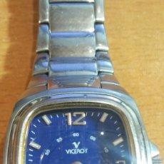 Relojes de bolsillo: RELOJ DE SEÑORA PILAS VICEROY. Lote 120300939
