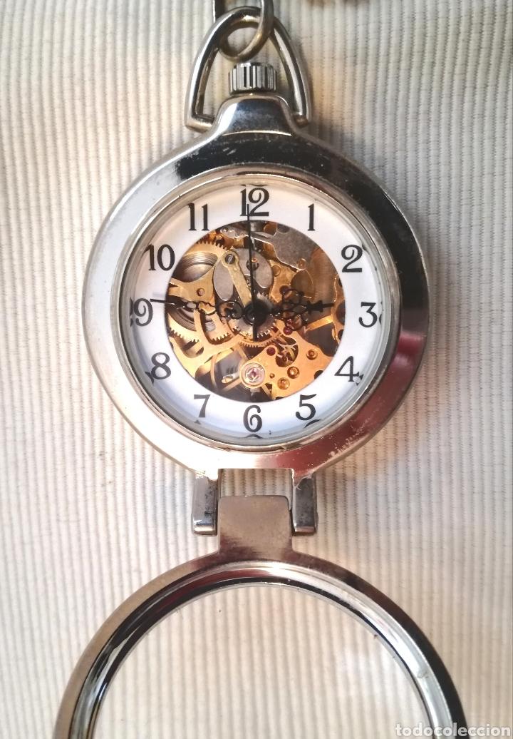 Relojes de bolsillo: Reloj de Bolsillo A Cuerda. - Foto 4 - 120822162