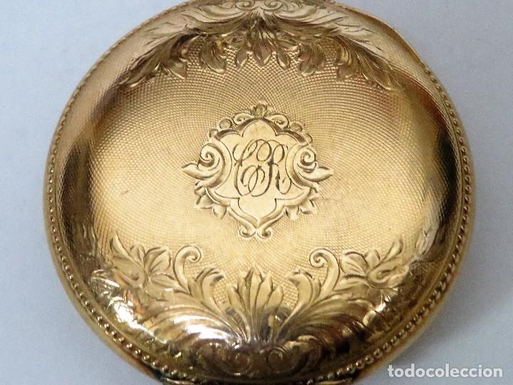 Relojes de bolsillo: WALTHAM MADE IN USA AÑO 1906 MODELO 1890 - Foto 5 - 120980115